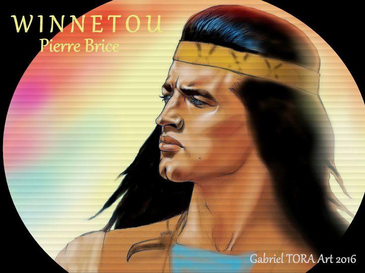 Pierre Brice Winnetou