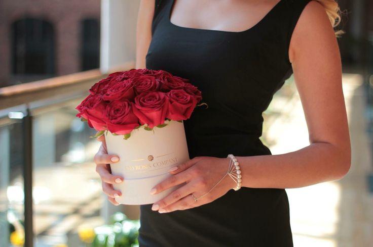 Poczta kwiatowa www.redrosescompany.pl