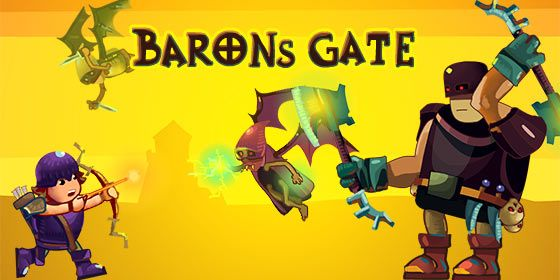 Barons Gate is a fantastical loot-playing game set in the deep dark dungeons of evil Barons. Defeat mystical enemies, collect gold to buy new equipment or find special loot in dangerous hidden areas.