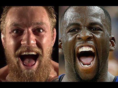 MMA Conor McGregor vs Draymond Green on Instagram