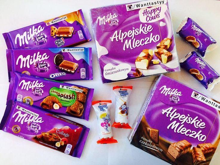 шоколад Milka 100 g 149 птичье молоко Mleczko 390 батончик Бегемотики 59 печенье Milka Minis 49 #wanttasty