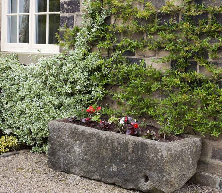 17 best images about stone troughs on pinterest gardens planters and horticulture - Water garden containers for sale ...