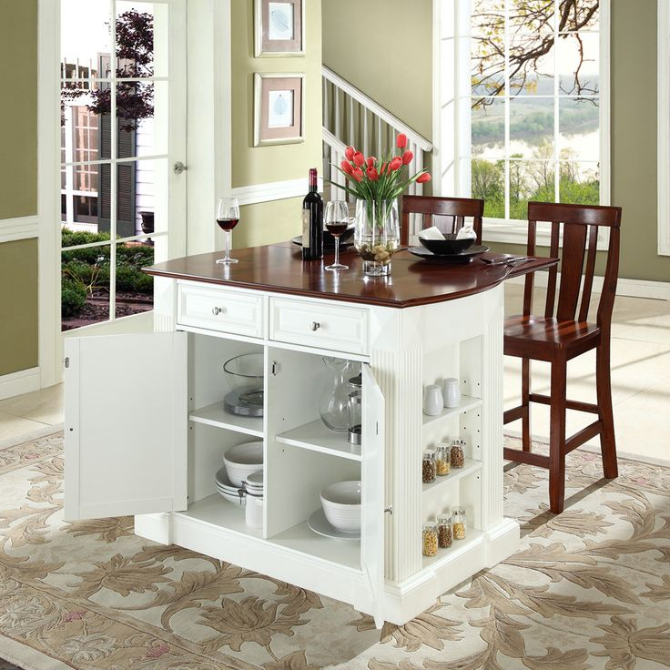 19 Modern Kitchen Islands That Are Ideal For Every Kitchen: Best 25+ Portable Kitchen Island Ideas On Pinterest