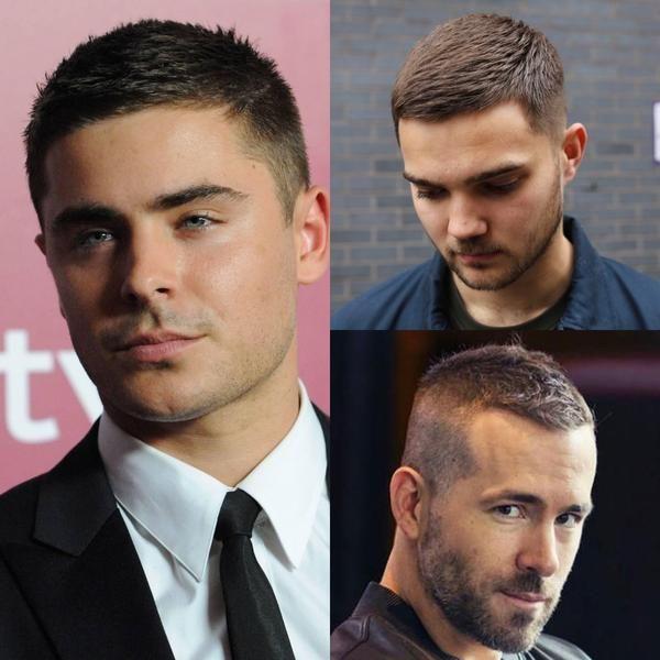 50+ Mens haircuts crew cut trends