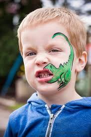 Znalezione obrazy dla zapytania malowanie twarzy dzieciom