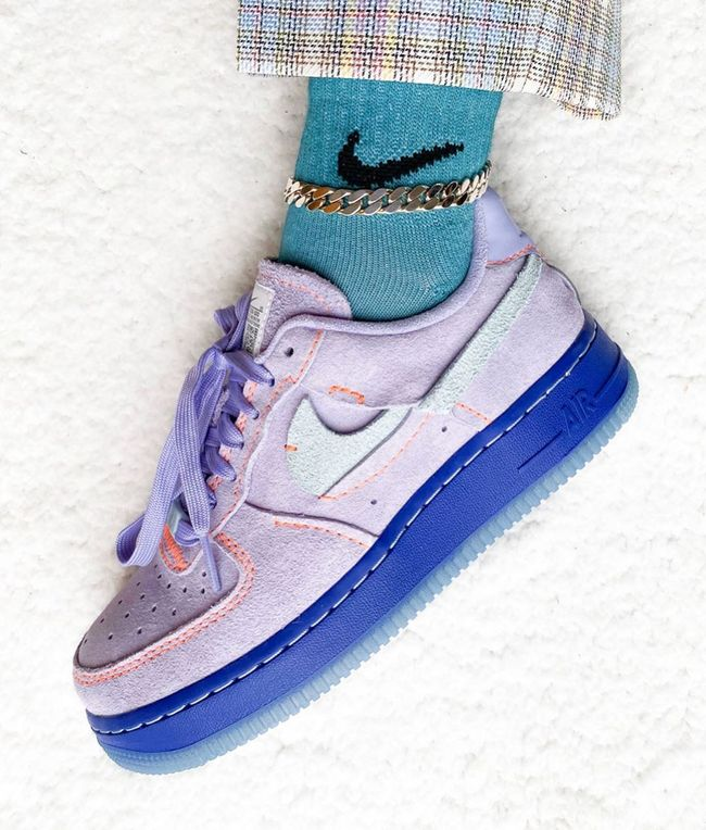 Nike Air Force 1 Basse Blanche Air Force Femme Pas Cher Nike