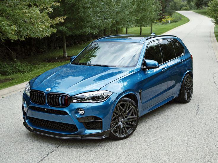 IND BMW X5 M (F15)