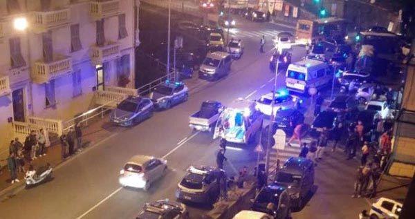 Sparatoria a Genova: un morto e due feriti   La Situazione - http://www.sostenitori.info/sparatoria-genova-un-morto-due-feriti-la-situazione/253582