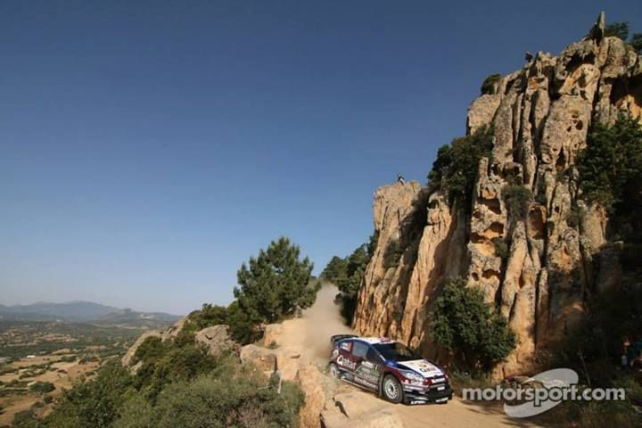 RA The WRC is back in action for Rally Sardinia this weekend