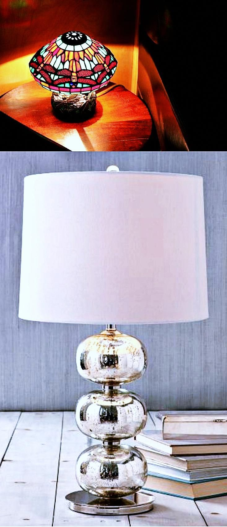 Pin On Touch Lamp