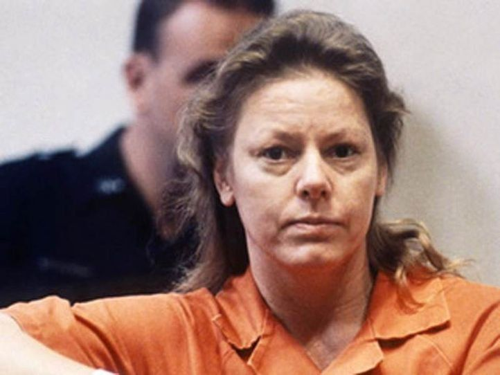 Aileen Wuornos: The Monster Her story allowed Charlize Theron to win an Academy Award. She played Aileen in the 2003 movie, 'Monster'. While working as a prostitute, Aileen killed seven men in Florida for their money and confessed to shooting them, claiming all of them had either raped or attempted to rape her. She died in 1992 by lethal injection.