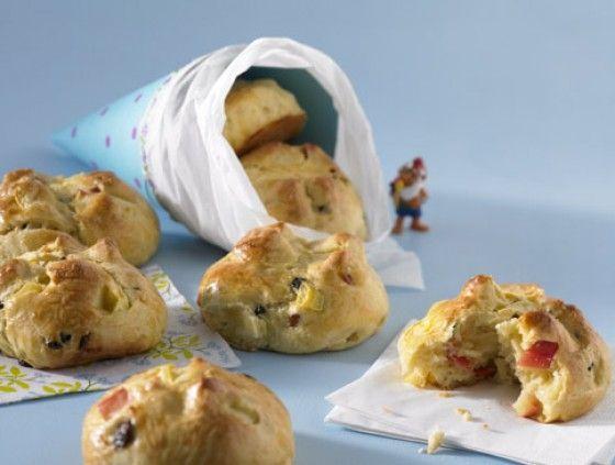 Apfelbrötchen - Frühstück und Pausenbrote für Kinder - 8 - [ESSEN & TRINKEN]