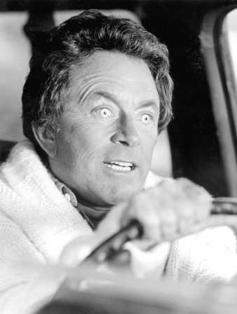 Bill Bixby. The Incredible Hulk