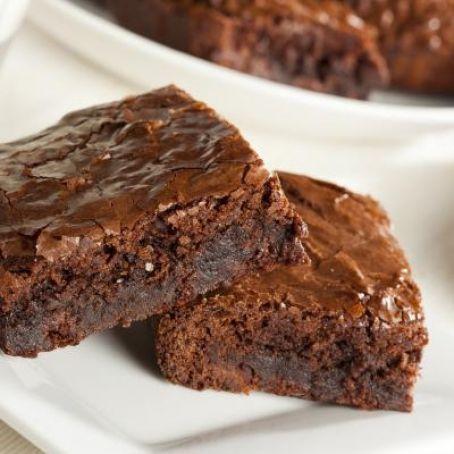 Unfassbar schokoladige NUTELLA-BROWNIES!