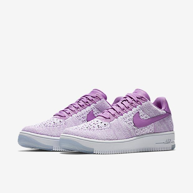 timeless design bd297 e024b discount code for courier nike air force 1 flyknit low womens shoe f16a0  d5402