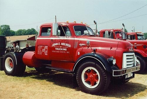 84 best GMC images on Pinterest | Vintage trucks, Semi trucks and ...