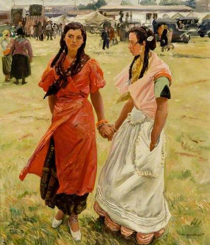 Dame Laura Knight, Tate Gallery.