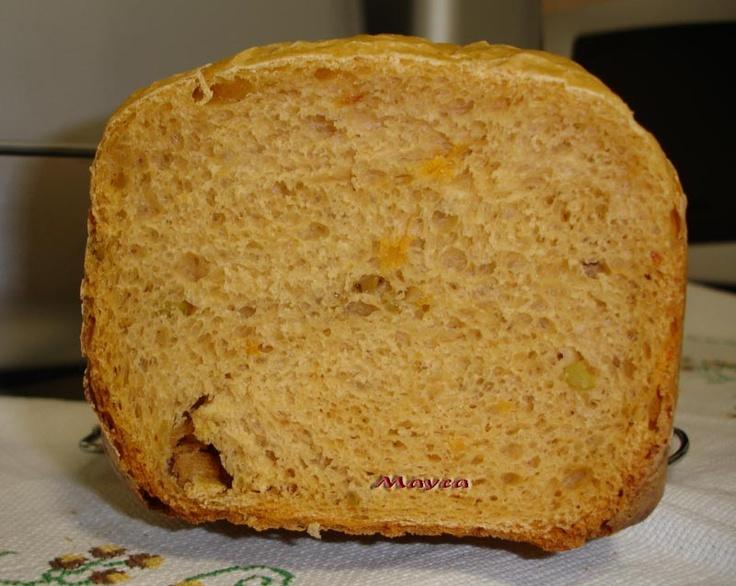Pan de Sobrasada y Aceitunas Jalapeñas