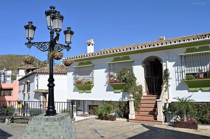Plaza El Mirador en Benahavís (Málaga)