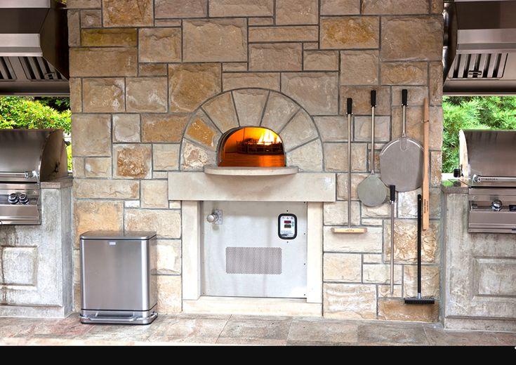 Outdoorküche Mit Holzbackofen : Besten outdoorküche bilder auf