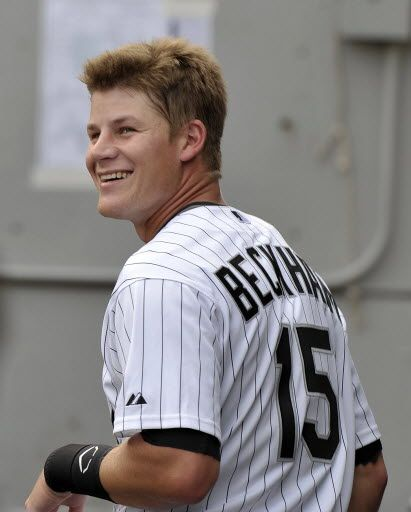 I fell in love with Gordon Beckham's talent the first year he started playing for the White Sox. That was the season I truly became a Sox fan! Despite his sophomore slump, I'd say he has definitely made a comeback. Hey, it happens to everyone, sometimes we just have those off games, or even off seasons.