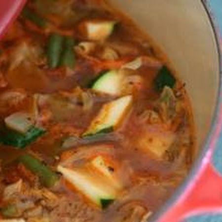 Garden Vegetable Soup Points Plus 0