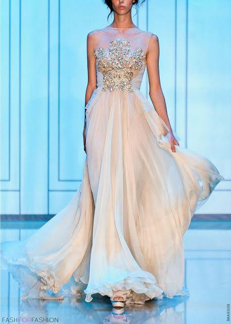 flowy skirt fashforfashion -♛ STYLE INSPIRATIONS♛: designer dress