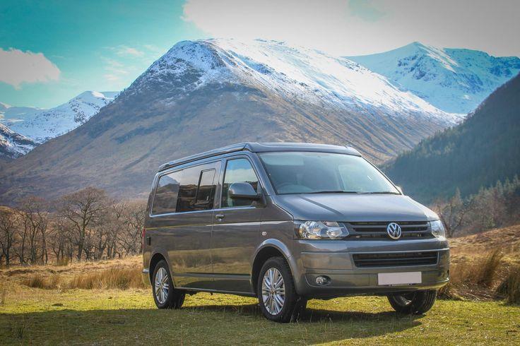 VW T5 panel van to Campervan