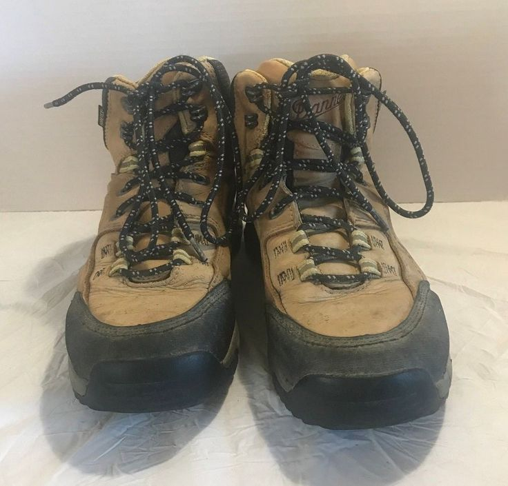 Danner Hiking Boots Gore Tex Lace Up Leather Upper Women's Size 9.5 EUR 40 #Danner #HikingTrail #WalkingHiking
