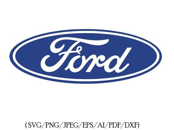 Ford Logo Svg Ford Logo Vector Ford Svg Ai Svg Eps Png Jpg Pdf Dxf Vector Files Instant Download Ford Logo Ford Emblem Car Logos