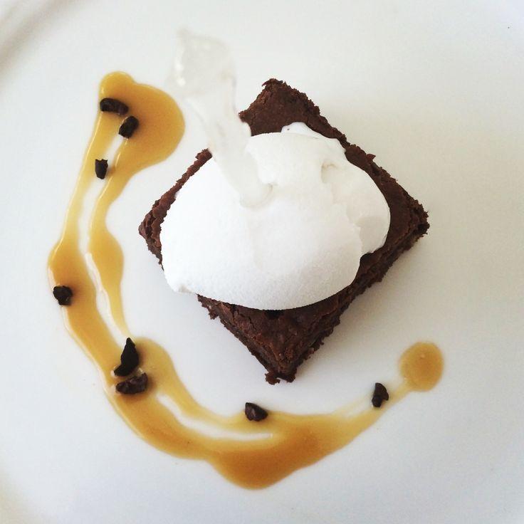 Life is short... eat dessert first! #quote #dessert #chocolate