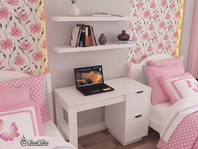 Girls Bedroom Max 2017 U0026 Vray 3.6 Hope You Like It Freelance Interior U0026  Exterior Design