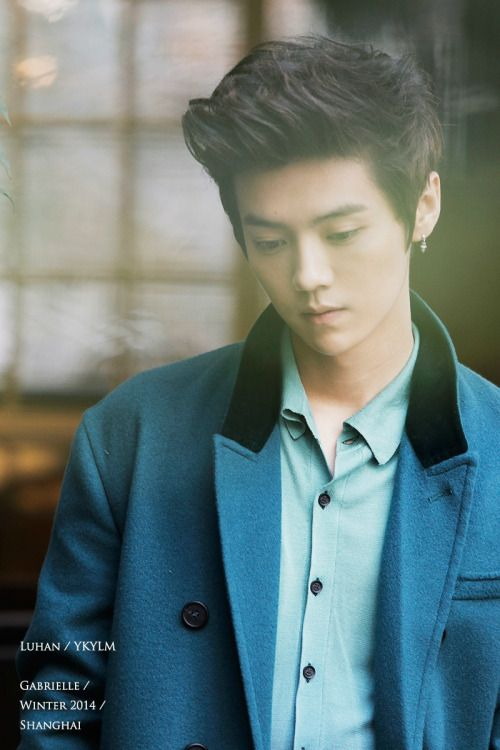 Ex-EXO Member Luhan Confirms Relationship With Chinese ...