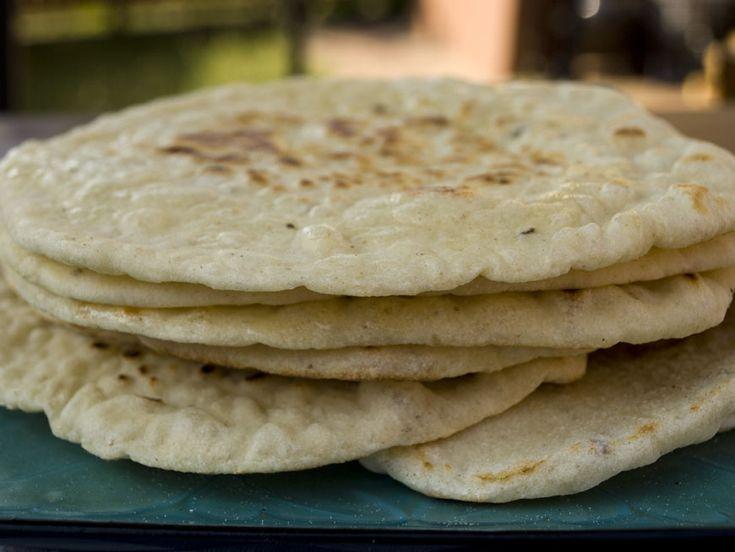 Lectia de gatit: Lipii grecesti (pita) - www.foodstory.ro