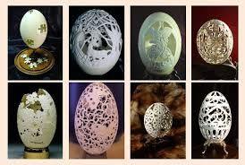Картинки по запросу резьба по скорлупе страусиных яиц