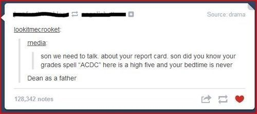 Their priorities are all over the place.   Proof That Tumblr Users Should Never Have Children