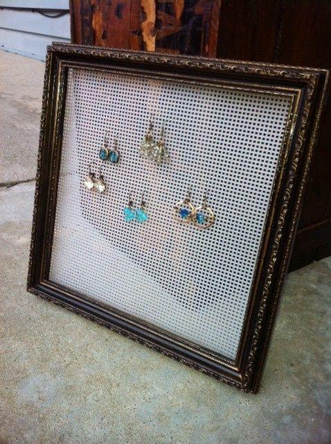 Craft Fair Display Ideas   craft show display ideas / How To Make an Earring Display   Handmade ...