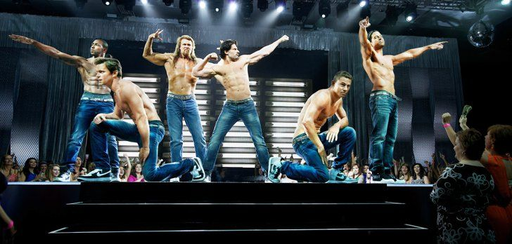 Over 50 Fabulous Pop Culture Halloween Costume Ideas For Groups Magic Mike's Performers