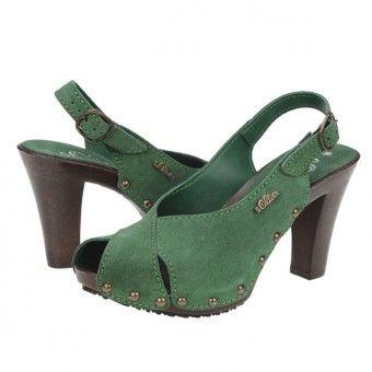 Sandale casual dama s.Oliver bottle