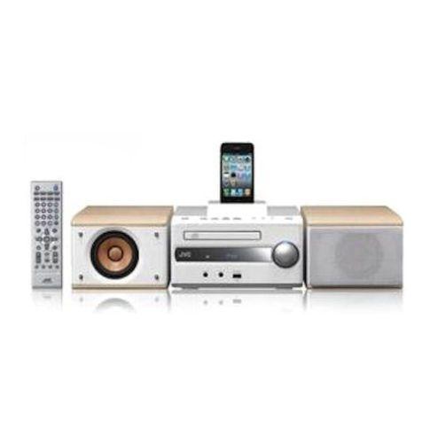 JVC EX-S1M Mini Audio iPod iPhone Docking CD MP3 USB Player Recorder Components