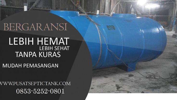 Supplier Biotech Septic Tank | 085352520801 | Jual Bio Septic Tank