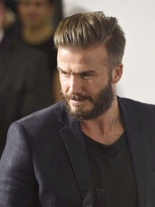 VJBrendan.com: David Beckham Presents His New H&M Collection In Madrid