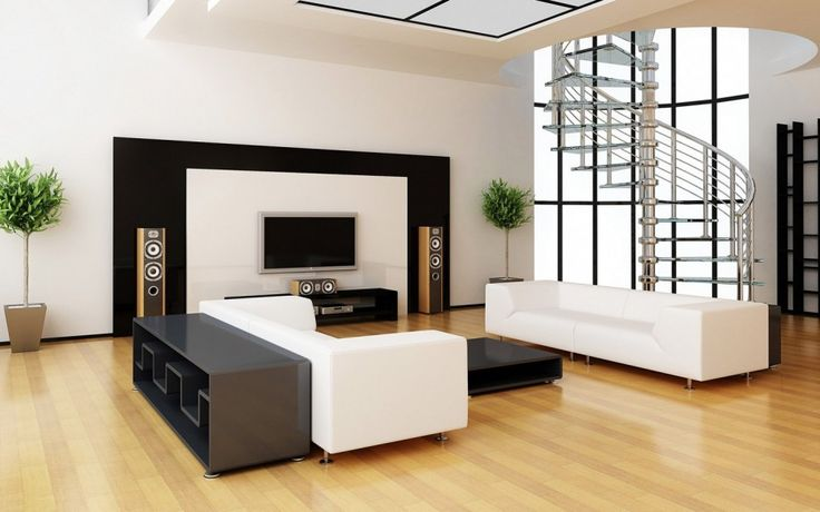 Interior Living Room. Winsome Decorating Lounge Room Ideas. Glamorous Lounge Room Decor With Square Synthetic Leather Sofa With Black Glass Low Profile Table And Black Lacquered Closet Plus Black Stained Wooden Low Profile Dresser Together With Iron Spiral Ladder Also Light Brown Laminate Flooring. Decorating Lounge Room Ideas