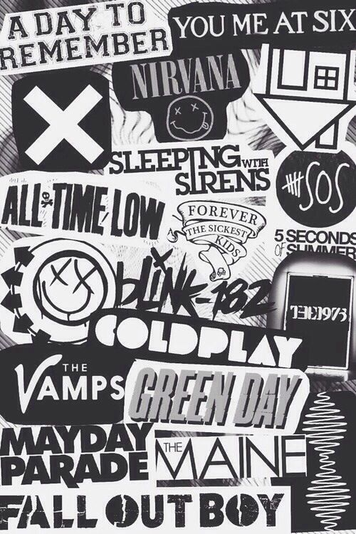 If you like one of these bands listen to the other ones you may find one you love.