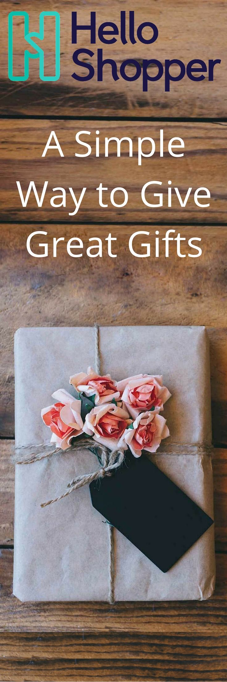 53 best helloshopper gift shoppers on demand images on pinterest get help discovering unique gift ideas your very own personal shopper will send you custom izmirmasajfo