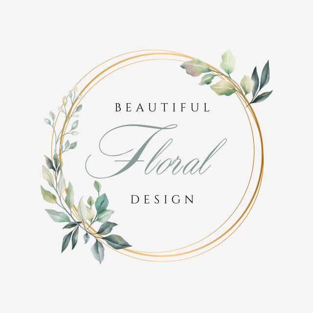 Hermoso Diseno Floral Clipart Floral Floral Diseno Floral Png Y Vector Para Descargar Gratis Pngtree Flower Logo Design Flower Circle Flower Logo