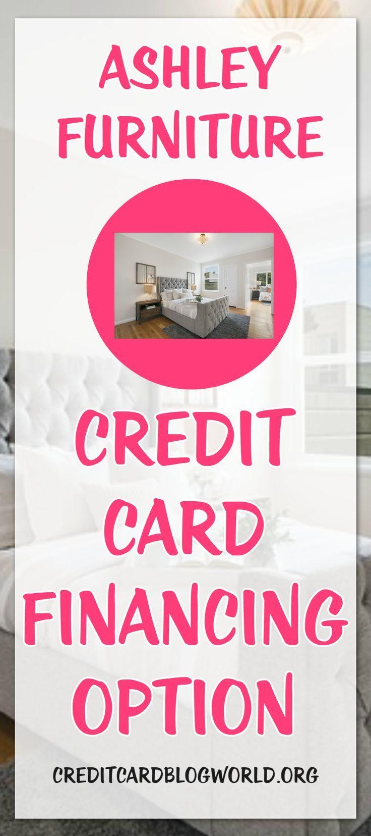 Ashley Furniture Credit Card Financing Option. Ashley Furniture Credit Card peop…
