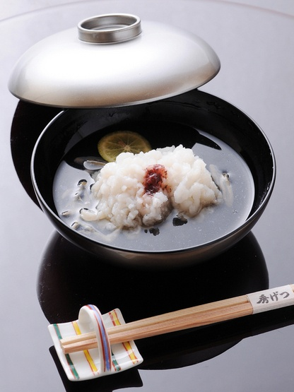 Common Japanese conger dish 鱧