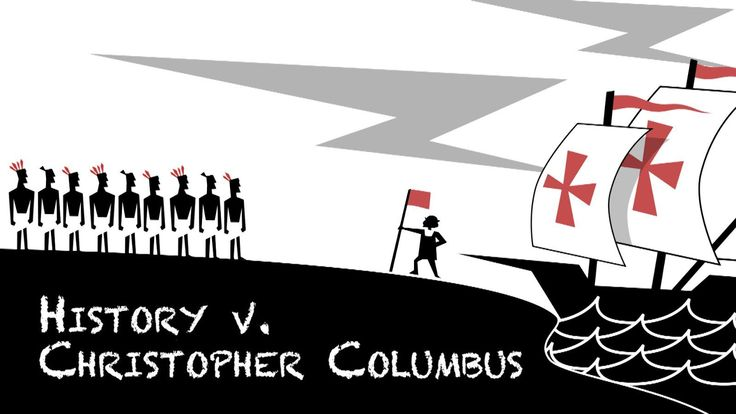 History vs. Christopher Columbus - Alex Gendler Very good example of how traditions must change and evolve with the times. No matter what, we must keep moving forward.