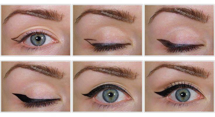 макияж для глубоко и близко посаженных глаз пошаговое фото: 13 тыс изображений найдено в Яндекс.Картинках